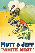 Mutt & Jeff - White Meat