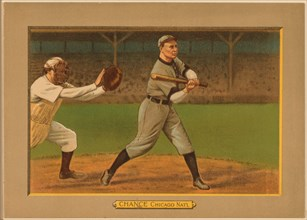 Frank Chance, Chicago Cubs,