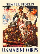 168th Anniversary U.S. Marine Corps