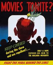 Movie Tonite? Keep Covered