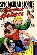 Spectacular Stories; Sherlock Holmes