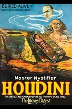 Master Mystifier Houdini - Buried Alive!