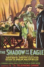 The Shadow of the Eagle - Telephone Cipher