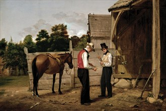 Bargaining for a Horse