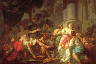 Death of Seneca