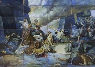Siege of Numancia.