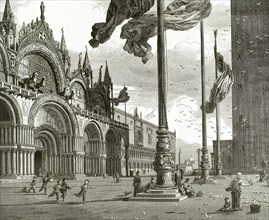 Square and Basilica of St. Mark.