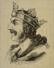 King Favila of Asturias.