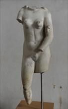 Statue of Aphrodite.