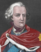 Frederick II the Great.