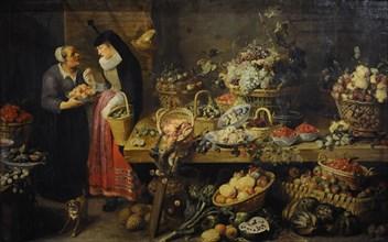 Fruit Market.