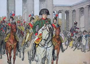Napoleon is the winner in Berlin