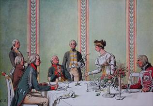 Duchess Louise of Mecklenburg-Strelitz