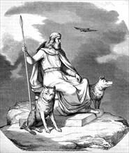 In Germanic mythology