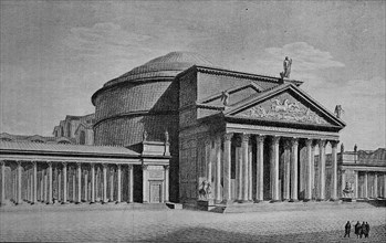Thermae and Pantheon of Agrippa