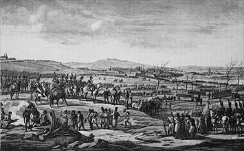 The surrender of Ulm on 20 October 1805
