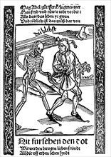 The rich fool and death