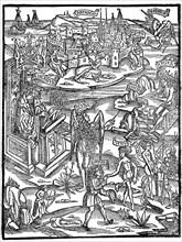 Title image to Aeneis or Aeneid