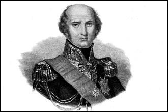 Louis-Nicolas d'Avout called Davout Davoust