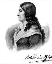 Jeanne-Marie Manon Roland de La Platiere