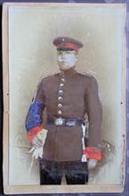 Mann in Uniform