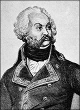 Adam Philippe de Custine général comte