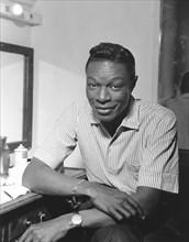 Nat King Cole dans les années 50