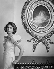 Portrait de la princesse Elisabeth