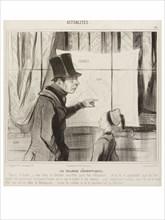Daumier, Les Foulards Géographiques