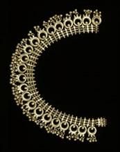 Collier en argent, Inde