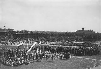 Fête de la Jeunesse polonaise à Lens, 1939