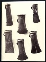 Haches préhistoriques, British Museum