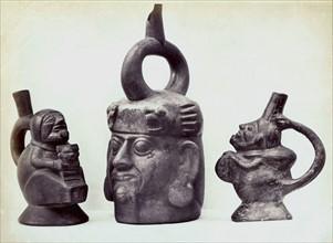 Vases de la culture Moche