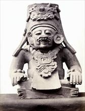 Figurine d'ancêtre en poterie, British Museum