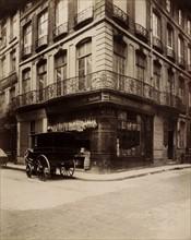 Atget, Rue des Prouvaires