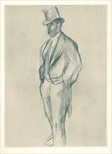 Portrait de Ludovic Halévy