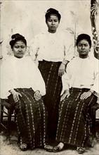 Les Missions Etrangères en Birmanie