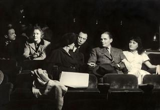 Louis Jouvet au Théâtre de l'Athénée
